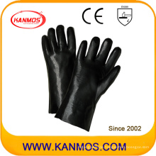 Günstige industrielle Handsicherheit PVC beschichtete Arbeitshandschuhe (51208)