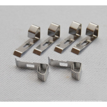 Hot Sale 65mn Carbon Steel Polishing Small Metal Brackets