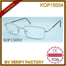 Simple y frívolos vidrios ópticos para niños (KOP15004)