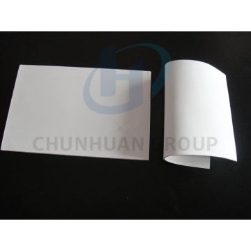 Fibra flessibile estesa in PTFE Teflon Sheet