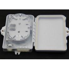 Boîte de fin de fibre optique à 4 cœurs pour FTTH