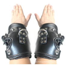 Women Kinky Sex Session Huge Sex Hand Cuffs Handcuff Bondage Sex Bracelet in Faux Leather