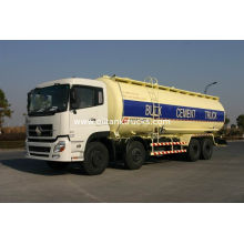 Dfl1311a4 8x4 Dry Bulk Tank For Cement Transport 27cbm Dry-mixed Powder Truck