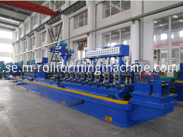 Make Metal Aluminum Tube Cutting Making Machine-1