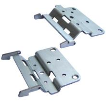 Le métal fait sur commande professionnel emboutit des charnières de porte en acier de pièces