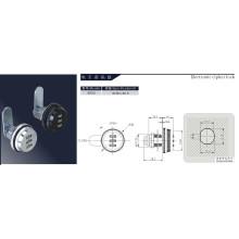 Kombination Nockenschloss für Schließfächer, Schrank und Schublade Al-4002