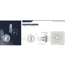 Combination Cam Lock for Lockers, Cabinet and Drawer Al-4002