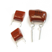 Topmay Cl21 Metallized Polyester Film Capacitor 33NF 250V