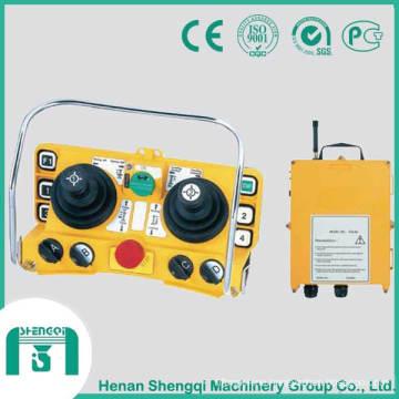 F24-60 Joystick Radio Controller for Crane Control