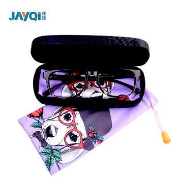 Bolsa de regalo de gafas de microfibra 210gsm