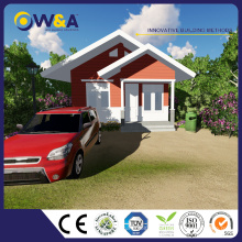 (WAS1006-45D)Hight Quality Easy Installation African Pre-fabricated House/Prefab Building Homes