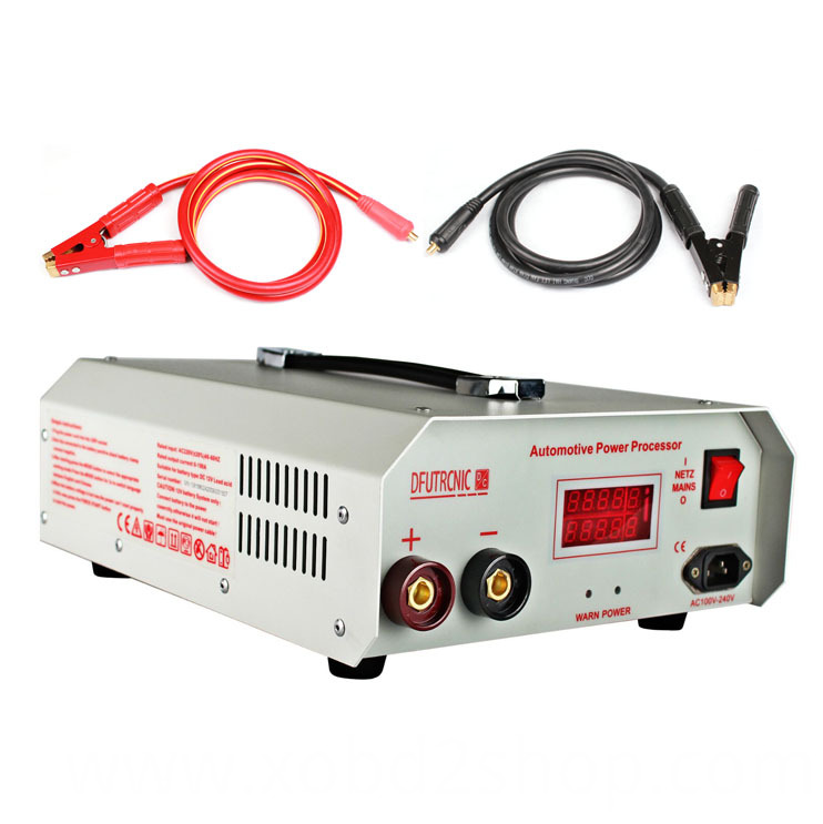 Power Supply For Cars Programming