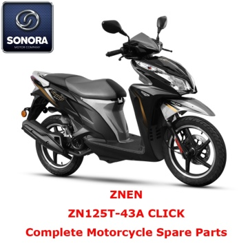 Znen ZN125T-43A Repuestos Scooter completo