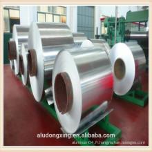Bobine d'aluminium pour Pilfer Proof Cap