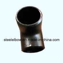C-Stahl Schweißen Rohr t-Stück reduziert
