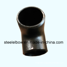 Carbon Steel Welding Pipe Reducing Tee