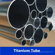 ASTM B111 Wärmetauscher Geschweißtes Titanrohr