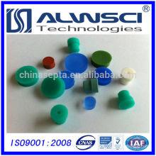 9mm Silicone High Temperature Blue GC Septa