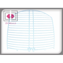 Microwave Antenna Casting Aluminum Grid Reflective Surface