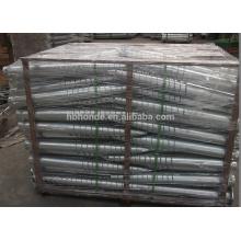 Langlebige High-Tech-Stahl-Schraubstapel für Zaun