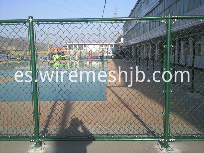 Sports Security Fence