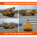 4X2 High Autitude Operation Truck