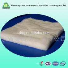 Fibra de poliéster de alta calidad aplicable al relleno / guata para textiles para el hogar