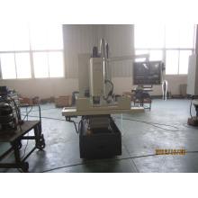 Máquina de trituração vertical do CNC da elevada precisão (XK7124H)