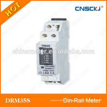 DRM35S single phase DIN--Rail Kwh meter fresh design