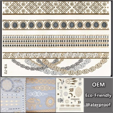 OEM Wholesale waterproof tattoo permanent tattoo popular brands tattoo Sticker for adults YS-72