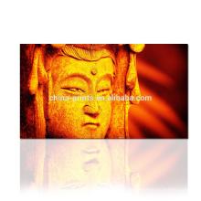 Печать на холсте с изображением Будды