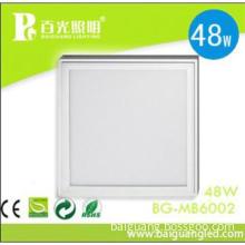 high lumen 3360LM led panel outdoor 600x600 light 48w SMD3014 L600*W60