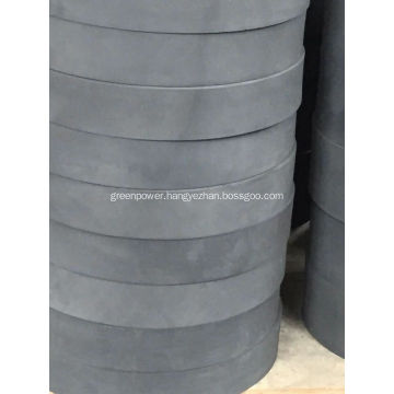 Asbestos Rubber Brake Lining Roll Machine