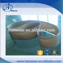 Bande transporteuse en tissu PTFE de bonne qualité fabriquée en Chine