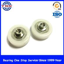 White Plastic Ball Bearings Bsl 6X26X10
