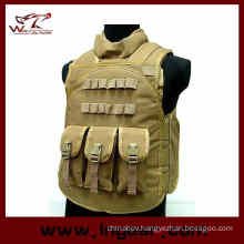 Multi Function Airsoft Tactical Combat Four in One Vest