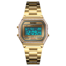 Skmei watch wholesale analog lcd build your own watch