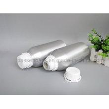 350ml garrafa de alumínio de óleo essencial para embalagem de cosméticos (PPC-AEOB-011)