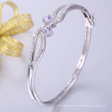 bijoux en gros logo personnalisé bracelet bracelet en argent bracelets