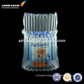 High quality plastic air column bag for milk powder protect