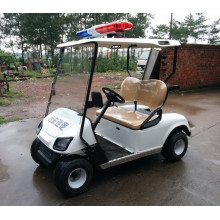 Best Quality for Best Rescue Patrol Golf Carts,Ambulance Golf Carts,Patrol Golf Carts Manufacturer in China 2 seaters electric cop golf cart supply to Ukraine Manufacturers