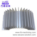 CNC de precisión de mecanizado de aluminio CNC de mecanizado de piezas