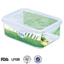 Mikrowellenplastiknahrungsmittelwächter