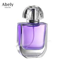 Dubai Occidental botella de vidrio de perfume en venta (fábrica)