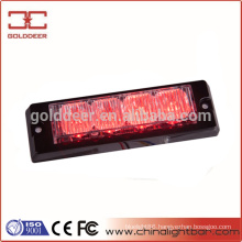 Traffic Warning Red Motorcycle Led Strobe Lights (GXT-4)