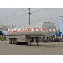 China 3axle Tanker Anhänger 56m3 Propan Anhänger NEU!