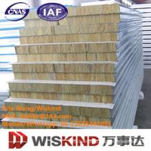 Energy-Saving Rock Wool Sandwitch Panel with ISO2000