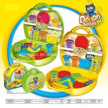 Boutique Playhouse juguete de plástico para la serie de pasta de color