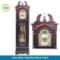 Old Grandfather Floor Standing Clock