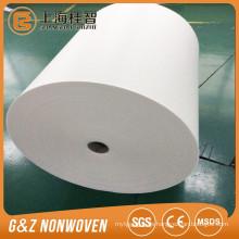 100% Polyester billige Stoffrolle Vliesstoffrolle